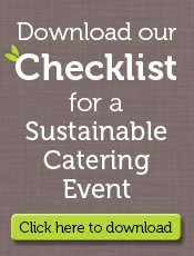 Sustainable Catering Event