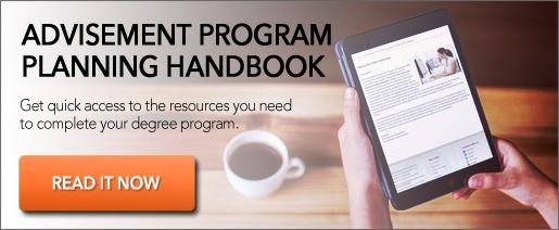 Advisement Program Planning Handbook
