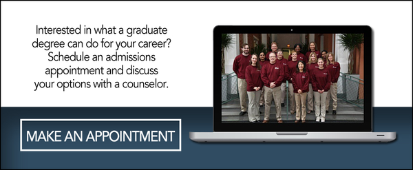 Make an Appointment with a Graduate Admissions Counselor