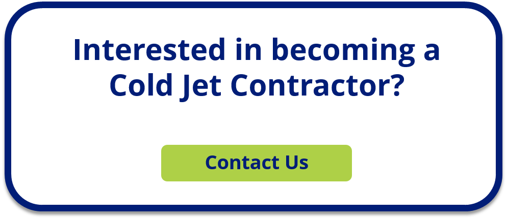 Contractor of the month cold jet