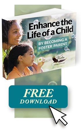 Enhance the life of a child by becoming a foster parent. Free download.
