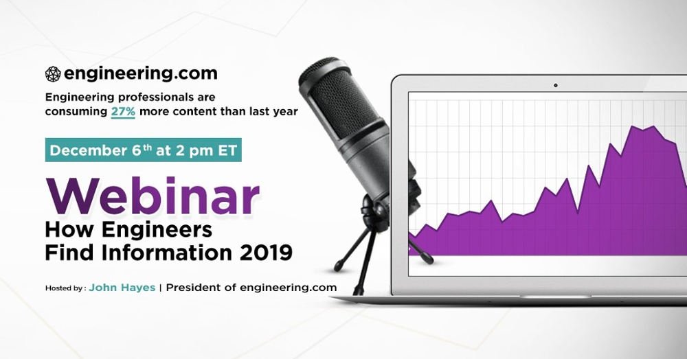 Webinar - How Engineers Find Information 2019