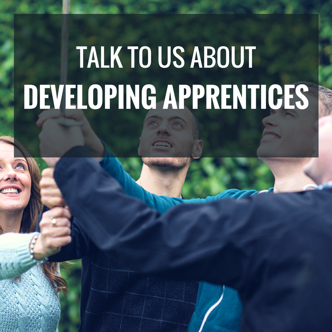 Talk To Us About Developing Apprentices