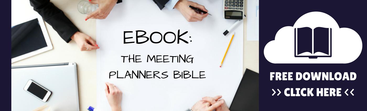 Free eBook: Meeting Planners Bible