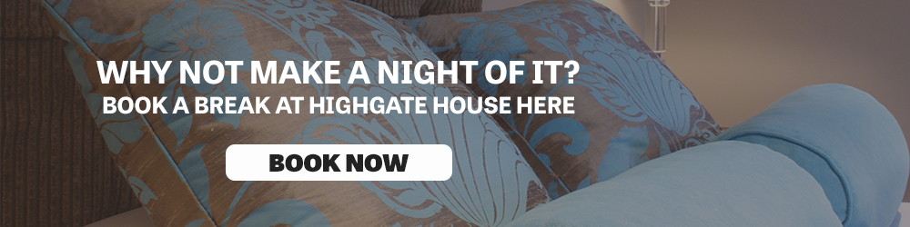 Book a break at Highgate House here
