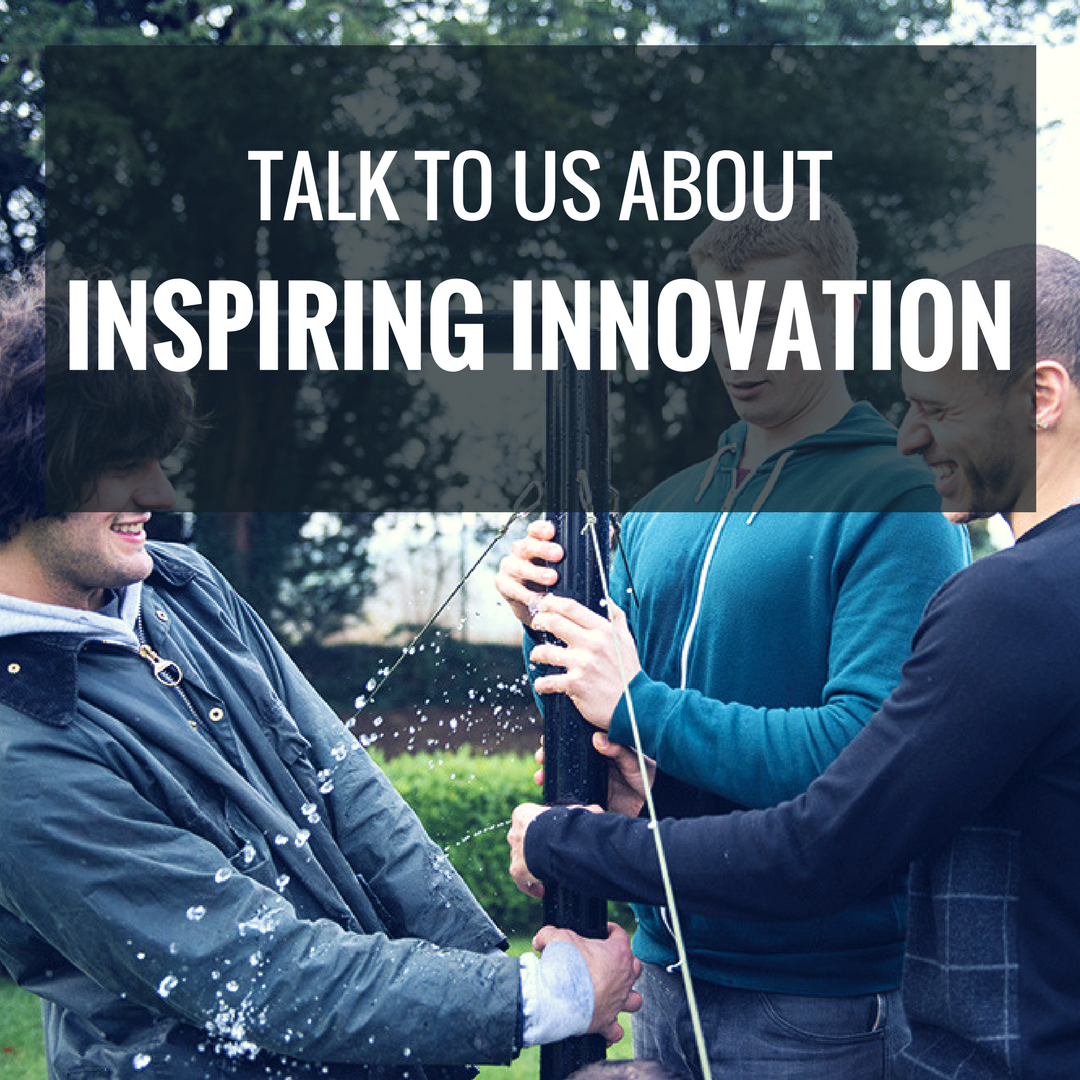 Talk To Us About Inspiring Innovation