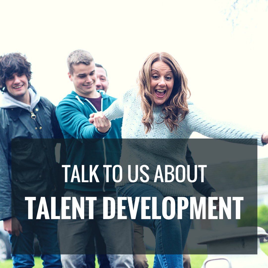 Talk To Us About Talent Development