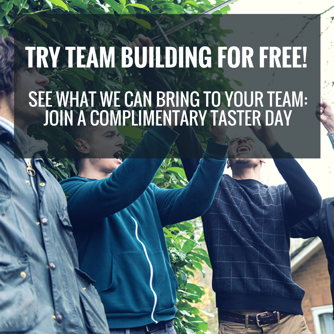 Try Team Building For Free