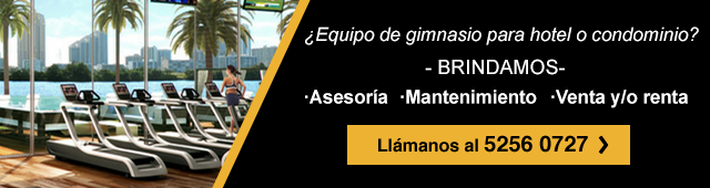 Equipo de gimnasio para Hotel o Condominio - Sport Solutions
