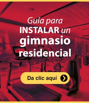 Guía para instalar un gimnasio residencial.