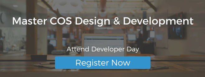 Developer Day 2016