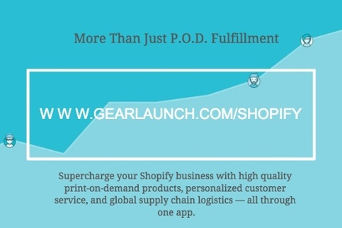 Explore the GearLaunch Shopify Solution