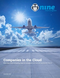 Companies in the Cloud by nine