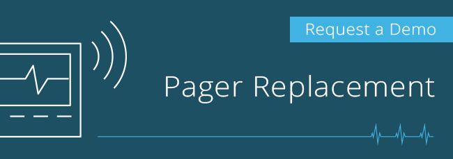 Request a demo - Pager Replacement