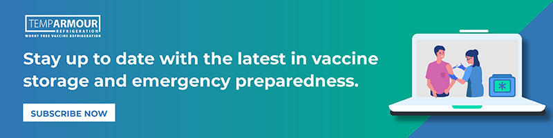 Subscribe to Vaccine Storage and Emergency Preparedness Blog