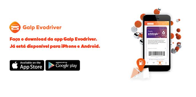 App Galp Evodriver