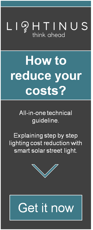 Technical Guide for Smart Solar Street Lights