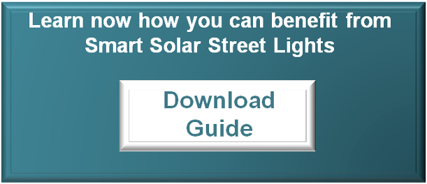 A guide how to benefit from smart solar street lighting