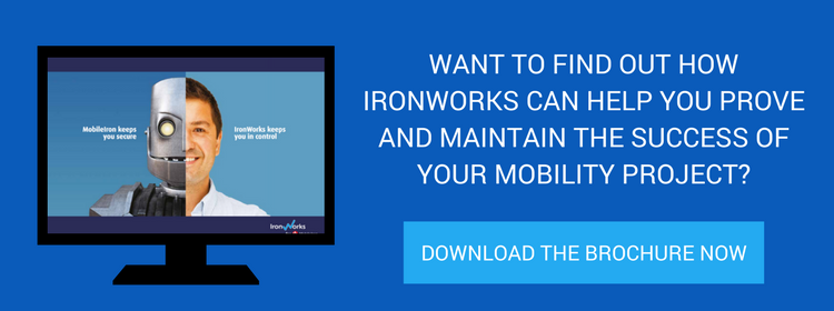 IronWorks brochure mobility project