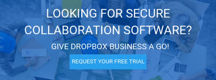 Secure Collaboration Software - Dropbox Business
