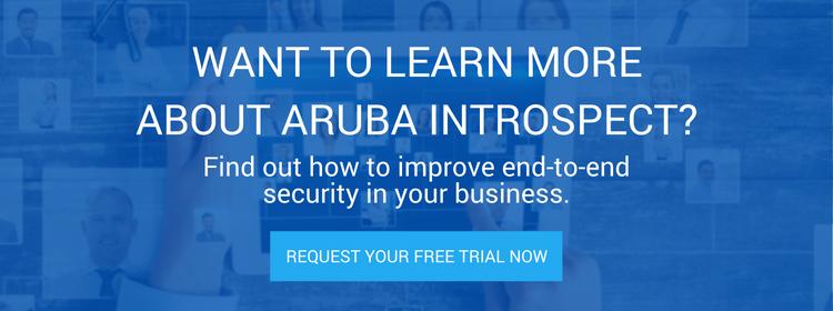 Aruba Introspect free trial