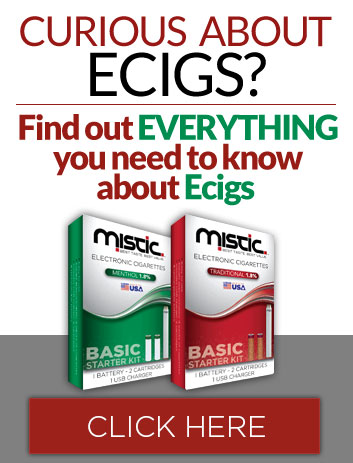 Never tried an ecig? Click to learn all you need to know to switch.