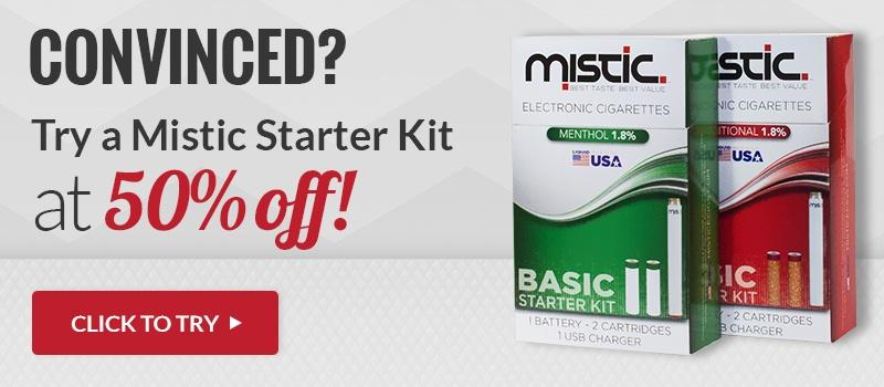 Try Mistic today!