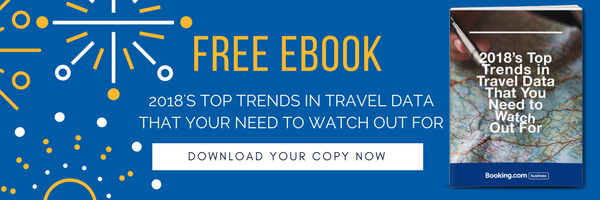 2018 top trends in travel data