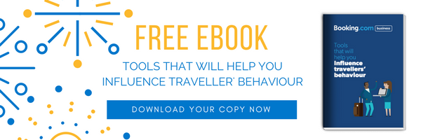 tools to influence traveller behaviour