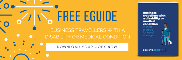 Business travel for people with a disability