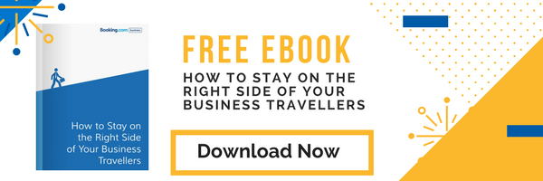 Stay on the right side of your business travellers