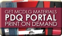 Get printed materials from MCDLG with our PDQ Portal