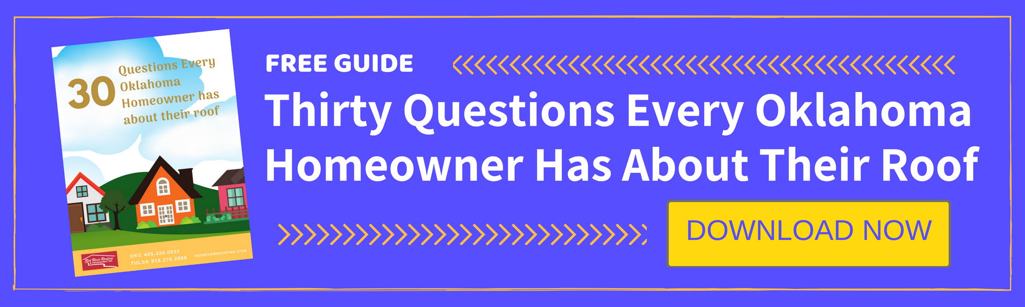 Thirty Roof Questions Answered CTA