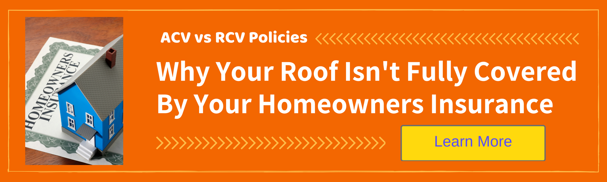 Why your roof isn't fully covered by your homeowners insurance