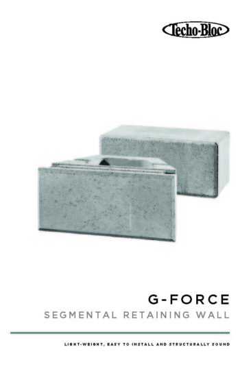 G-Force Wall