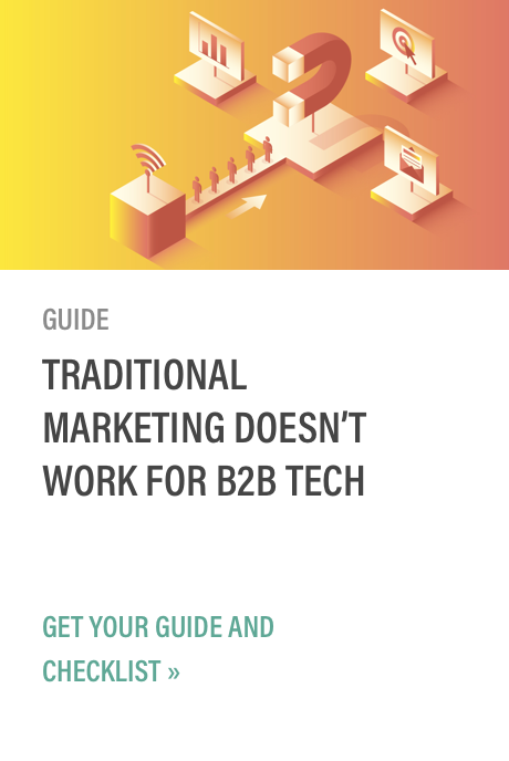 call to action essential guide to b2b tech inbound marketing