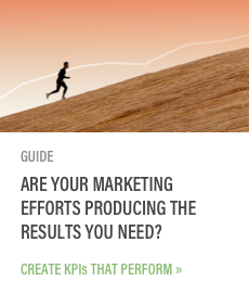 A CTA for A Step-by-STep Guide to Building KPIs for B2B Tech Companies