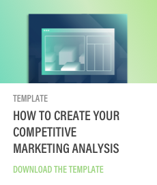Golden spiral competitive analysis template