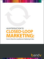 closed loop marketing ebook