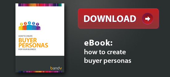 Buyer Persona Templates - bandv Hampshire Content Marketing Agency