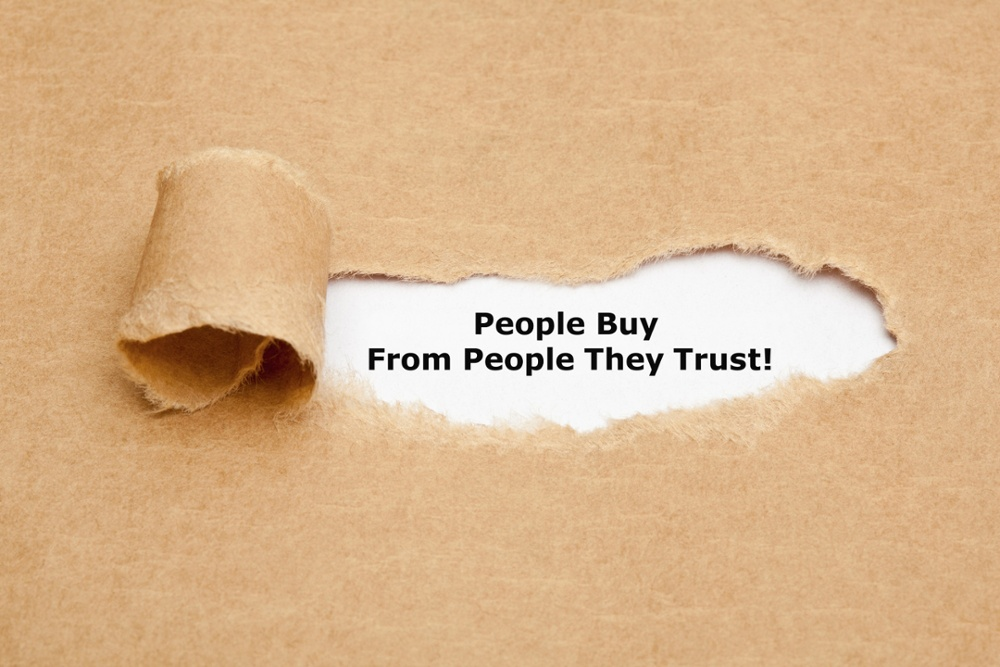 Inbound PR: People Buy From People They Trust!