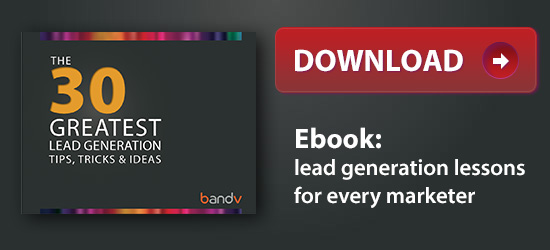 30 tips on lead generation ebook