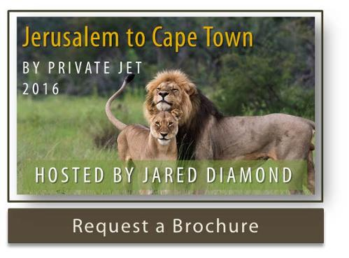 Jerusalem-to-Cape-Town-by-Private-Jet-2016-Hosted-by-Jared-Diamond-Pulitzer-Prize-Winning-Author-of-Guns-Germs-and-Steel