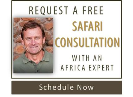 Request a free Safari Consultation with an Africa Expert