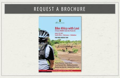 Bike Africa with Levi 2017 Brochure