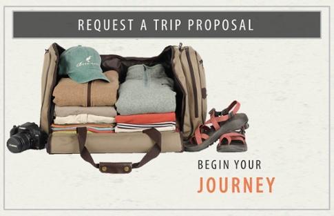 Bushtracks Expeditions - Request A Consultation