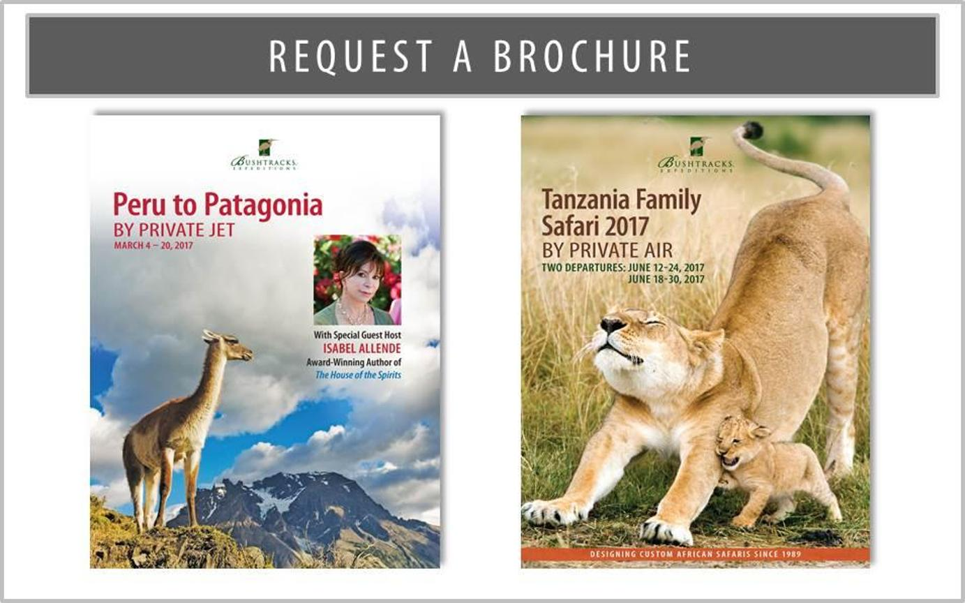 Expeditions by Private Jet Brochures