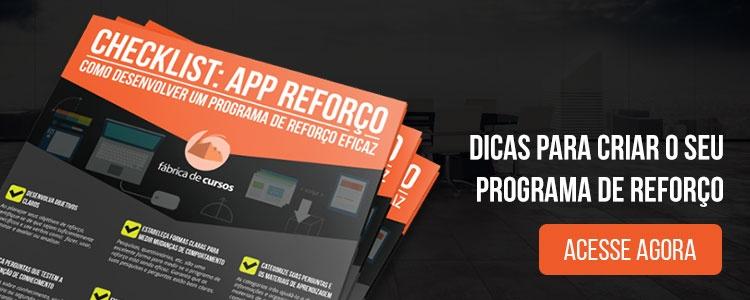 Reforço @Fábrica de Cursos