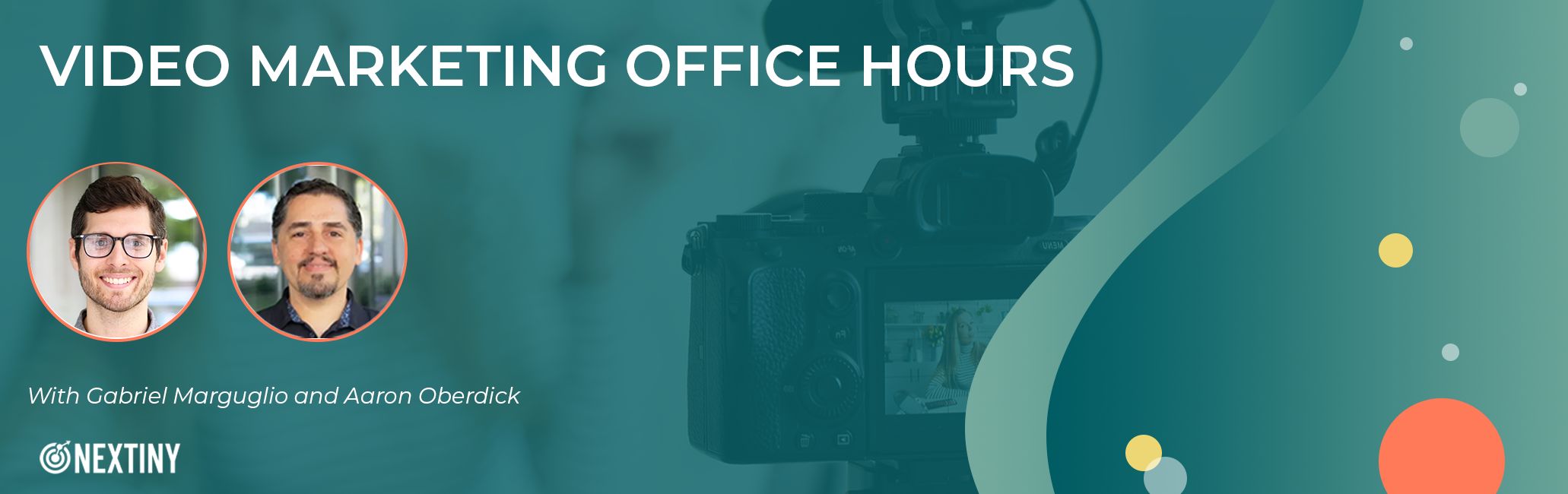 video marketing office hours
