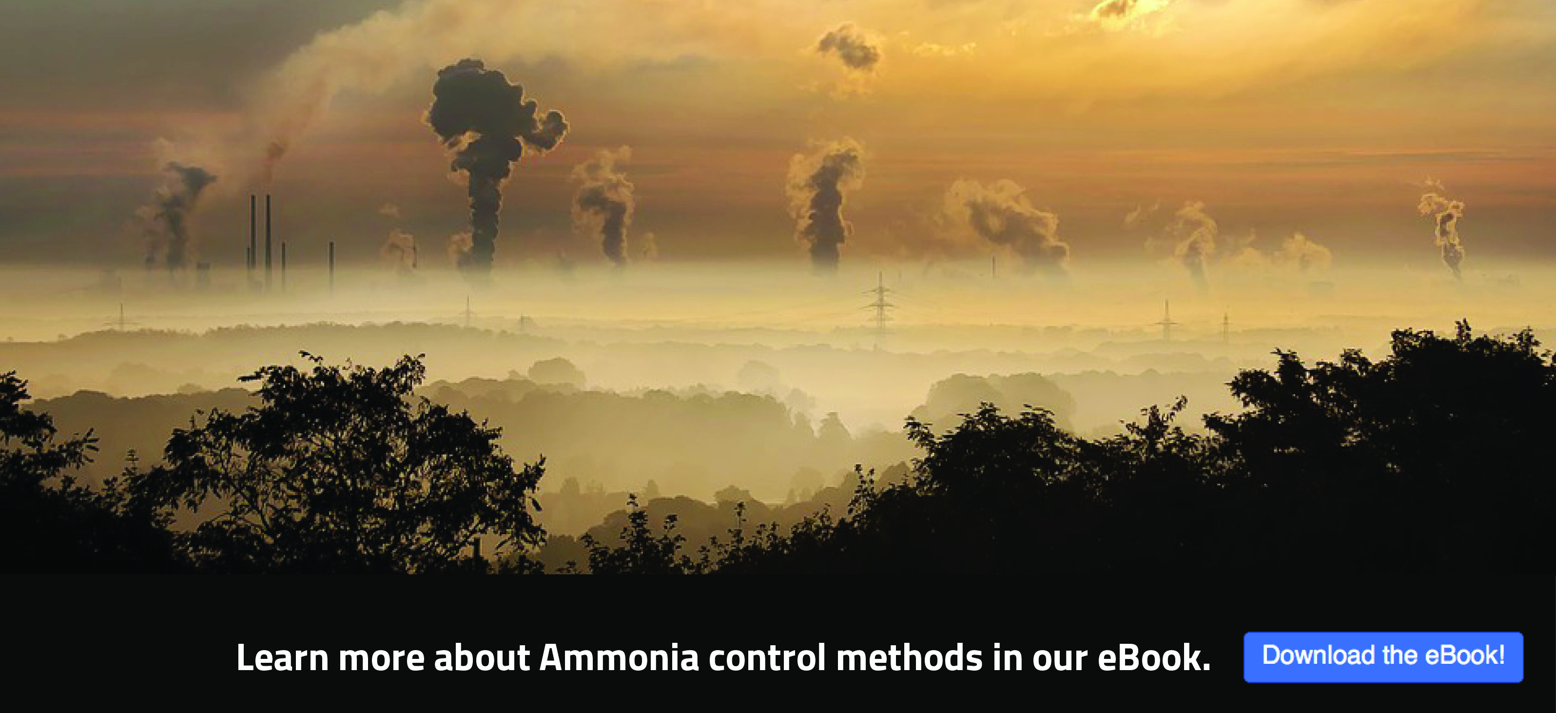 Download our eBook on Ammonia Emission Control!